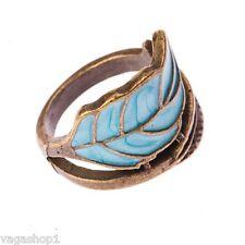 Finger Ring Boho Style Vintage Fashion Leaf Winding Wrap Chic Women Retro New