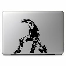 "Superhero Iron Man Mark IV Sticker Skin for Apple Macbook Pro & Air 13"" 15"" 17"""