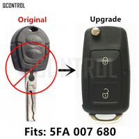 Upgraded Car Remote Control Key fob for SEAT 5FA007680 433MHZ Keyless Entry