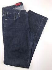 Adriano Goldschmied Casablanca Dark Wash Straight Leg 29R. 29x31x9x14""