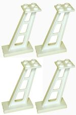 Missing Lego Brick 4476 White x 4 Support 2 x 4 x 5 Stanchion Inclined