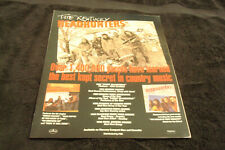 THE KENTUCKY HEADHUNTERS 1992 ad former Itchy Brother, Richard Young