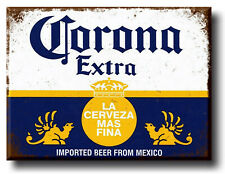 CORONA Extra Beer Plaque Sign vintage style wall bar shed garage man cave gift