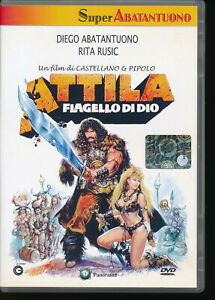 Attila flagello di Dio DVD  EDITORIALE D205003