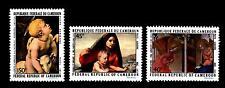 CAMEROUN - CAMERUN (REP. INDIP.) - PA - 1971 - Natale: Pitture