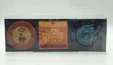 """Firefly Serenity Kanji Logo """"Damage My Calm� """"Can'T Stop The Signal� 3 Patch Set"""