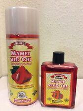 Shampoo 16oz / Aceite De Mamey 3.8oz - Hair Growth Sapote Oil Zapote