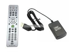 HP MCE Media Center RC6  Remote Control and Topseed TSDX-IR14 USB Receiver