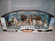 Death Star Escape Galactic Heroes Star Wars R2-Q5 R2-D2 Hasbro 2006 New Sealed