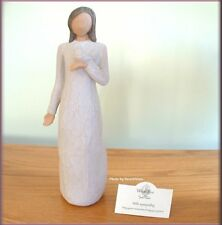 WITH SYMPATHY FIGURE FROM WILLOW TREE® ANGELS FREE U.S. SHIPPING