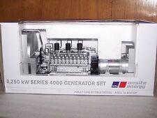 MTU 3250 kW Series 4000 Generator Set (Genset) Onsite Energy 1:25