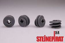 LEGO® 4x 27938 ***NEU*** Technic Gewindeschnecke / Schnecke / Gewinde / Zahnrad