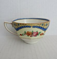 Vtg 1920's England Crown Ducal Floral Roses Pat.72944 Teacup Tea Cup 4