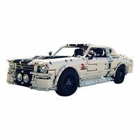 LEGO COMPATIBILE MOC-14616 Technic FORD Mustang Eleanor 1967 auto car