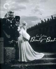 Beauty and The Beast 0715515081313 With Jean Marais Blu-ray Region a