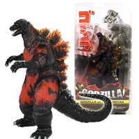 "NECA Burning Godzilla vs. Destoroyah 1995 Movie 6"" Action Figure 12"" Head Tail"