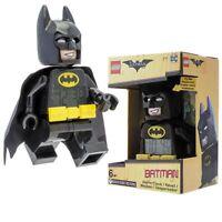 Lego The Batman Movie Batman Electronic Alarm Clock Kid Action Figures