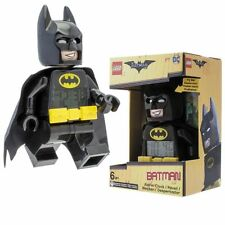 Lego The Batman Movie Batman Electronic Alarm Clock Kid Action Figures