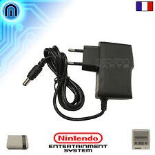 Alimentation pour console Nintendo NES et Super Nintendo SNES Prise Secteur UE