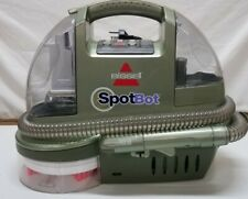 Bissell Spotbot Spot & Stain Carpet Cleaner Model 1200 Green