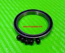 [QTY 2] (20x27x4 mm) 6704-2RS HYBRID CERAMIC Si3N4 Ball Bearing Bearings 6704RS