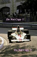 Graham Hill Embassy Racing Shadow DN1 Monaco Grand Prix 1973 Photograph 2