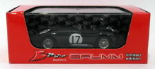 Modellini statici di auto da corsa sportive e turistiche verde per Jaguar scala 1:43