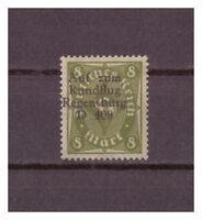 """Deutsches Reich, MiNr. 229 Vignette """"Auf zum Rundflug Regensburg D 409"""""""