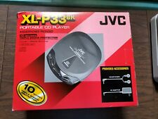 Jvc~Xl-P33Bk~Portable Cd Player~Excellent Condition~1996~Tested Working~