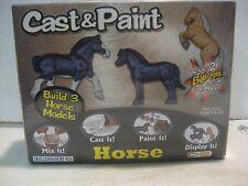 Cast & Paint 3 Horses Casting Kit   New Model Kit  From Skullduggery       gm192