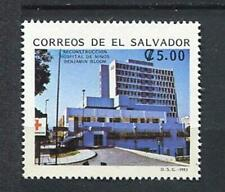 27336) EL SALVADOR 1993 MNH** Nuovi** Blooms Children's