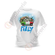 T-SHIRT SIMPATICA DIVERTENTE PERSONALIZZATA ITALIA MAGLIA