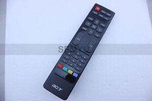 Remote Control for Acer LCD TV