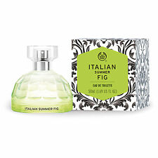 35,90€/100ml The Body Shop ITALIAN SUMMER FIG EdT 50ml Eau de Toilette NEU