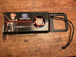 ATI Radeon HD 5770 1GB PCI Express x16 Graphics Card for Macpro 2x DVI+ Apple