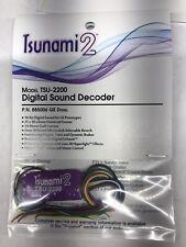 Soundtraxx 885006 Tsunami 2 TSU-2200 GE DIESELS DCC Sound Decoder