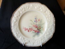 Crown Ducal. Florentine. Picardy. Entree Plate (22.3cm). Made In England.