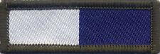 Royal Signals TRF Tactical Recognition Flash Woven Patch 6.3cm X 2.1cm