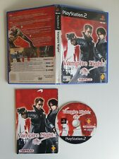 Vampire Night PS2 PlayStation 2 (Disc in great condition)