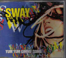 Sway-Yum Yum Gimme Some cd maxi single
