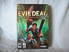 Evil Dead: Regeneration - PC video game - brand new and factory sealed