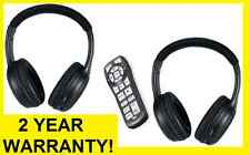 2 HEADPHONES & REMOTE Dodge Durango SINGLE DVD SYSTEMS 2006 2007 2008 and Newer