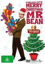 Mr Bean - Merry Christmas Mr Bean (DVD, 2011)