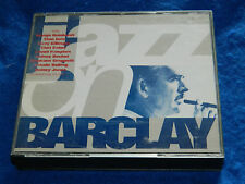 2 CD JAZZ on BARCLAY reinhardt HAMPTON bechet GRAPPELLI byas HAWKINS getz LOUISS