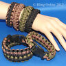BOYS PARACORD WRISTBAND BRACELET MILITARY STYLE CORD SURVIVAL CAMPING HIKING