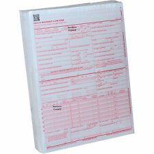 NEW CMS 1500 HCFA Health Insurance Claim Forms (Version 02/12) 500 Forms