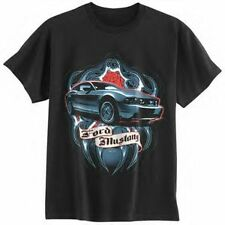 2005 2006 2007 2008 2009 2010 2011 2012 2013 MUSTANG GT V6 VEHICLE T-SHIRT 2XL