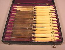Alte Messer Biedermeier 1845 Jules Piault Paris Knife