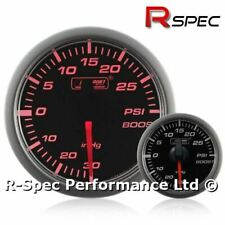 45mm Stepper Motor Turbo Boost Pressure Gauge Psi - Compact / Small - Amber