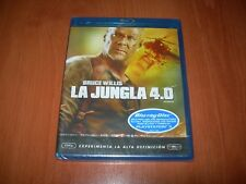 LA JUNGLA 4.0 (BLU-RAY EDICIÓN ESPAÑOLA PRECINTADO)
